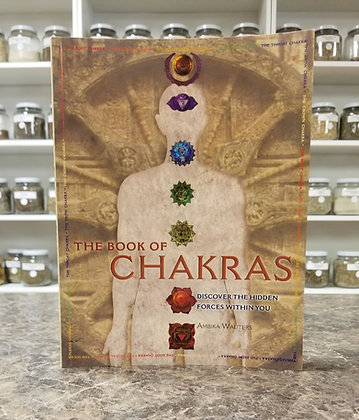 Book of Chakras- Wauters
