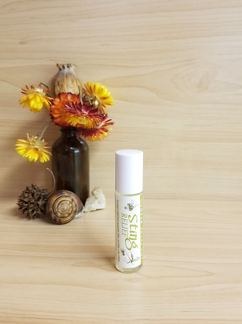 Super Salve Co.- Sting Relief Roll-On