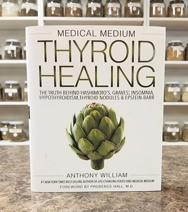 Thyroid Healing- William