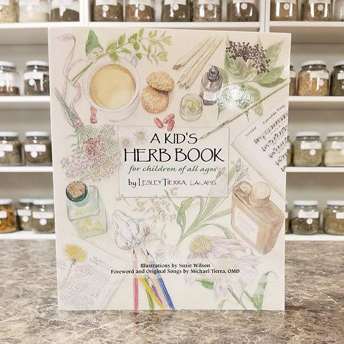Kid's Herb Book- Tierra, Wilson
