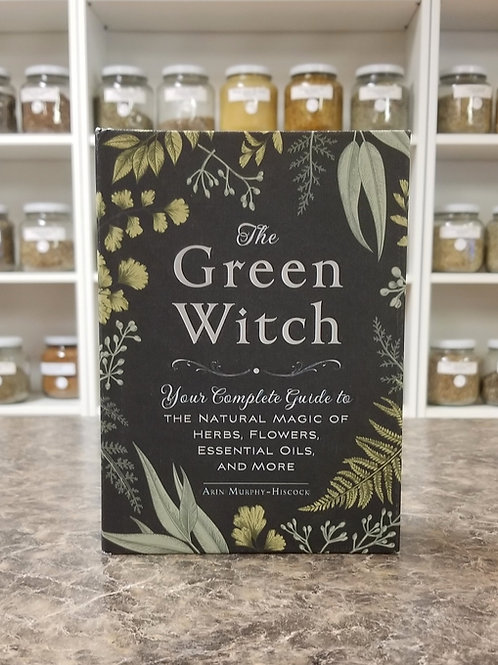 Green Witch- Murphy-Hiscock