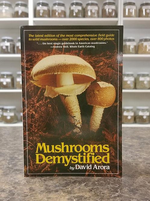 Mushrooms Demystified- Arora
