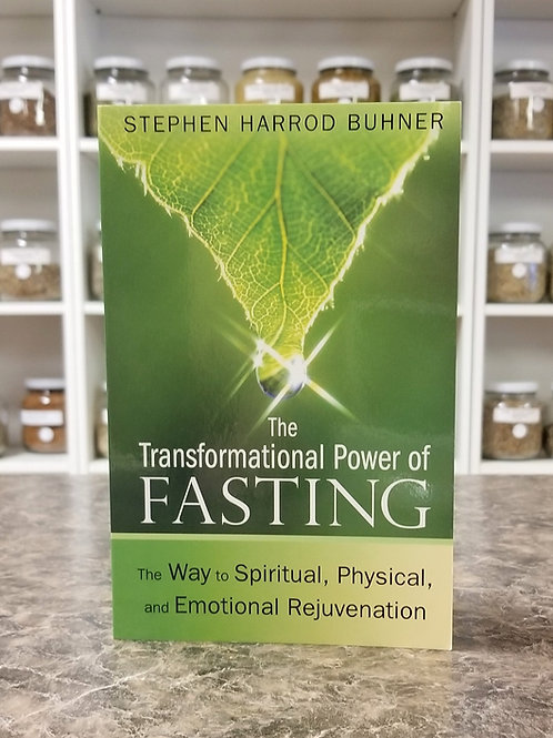 Transformational Power of Fasting- Buhner