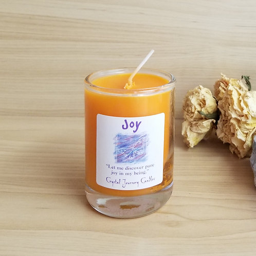 Crystal Journey Candles- Soy Joy