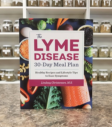 Lyme Disease 30-Day Meal Plan- Christensen