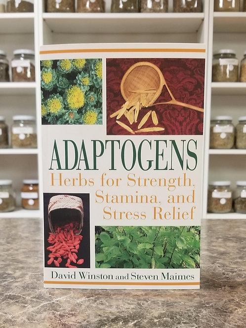 Adaptogens- Winston, Maimes