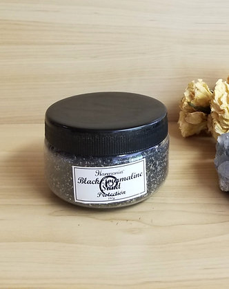 Harmonia- Black Tourmaline Sand