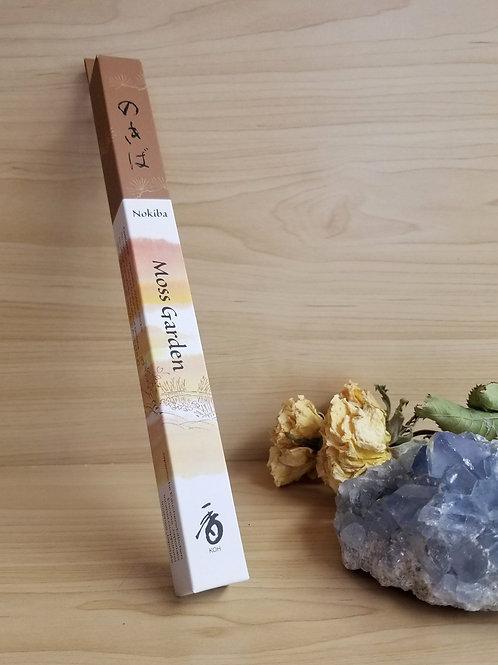 Shoyeido- Moss Garden Incense