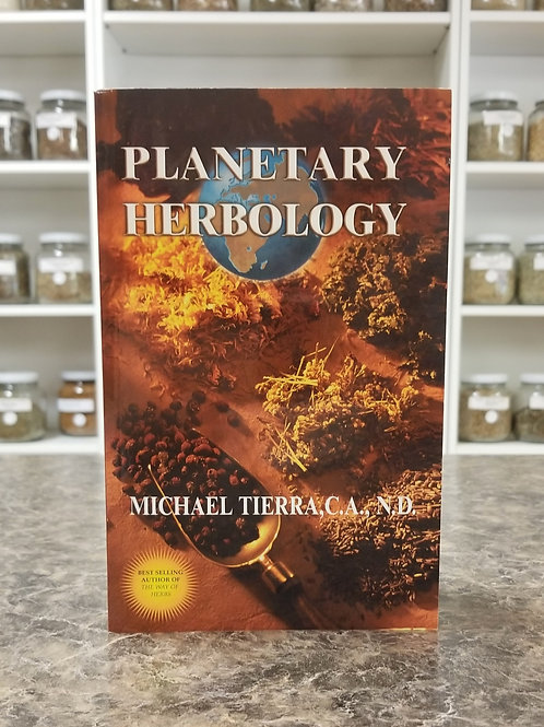 Planetary Herbology- Tierra