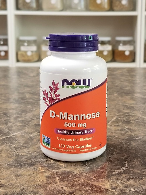 NOW- D-Mannose
