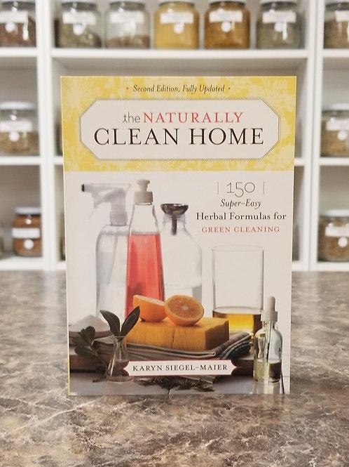 Naturally Clean Home- Siegel-Maier