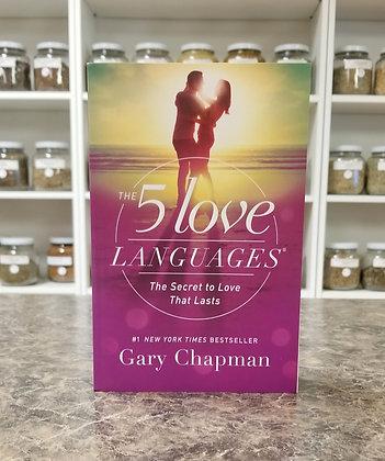 5 Love Languages- Chapman