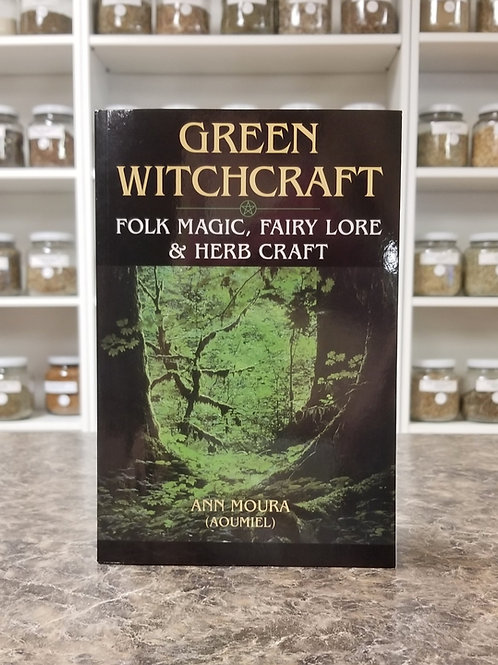 Green Witchcraft- Moura