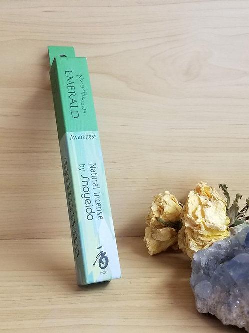 Shoyeido- Emerald Incense