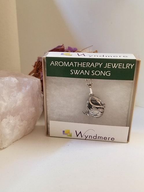 Wyndmere- Swan Song Necklace