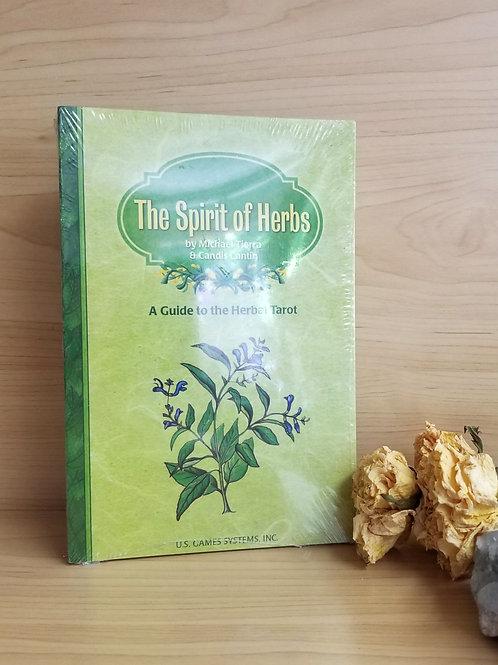 Spirit of Herbs Guide Book