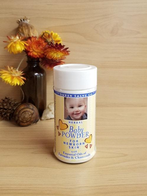 Super Salve Co.- Baby Powder