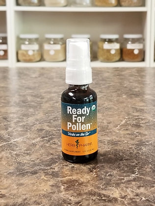 Herbpharm- Ready For Pollen