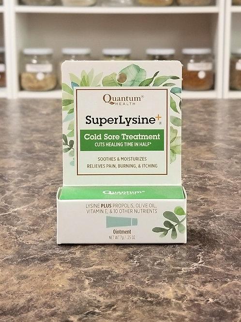 Quantum Health- SuperLysine Cold Sore Treatment