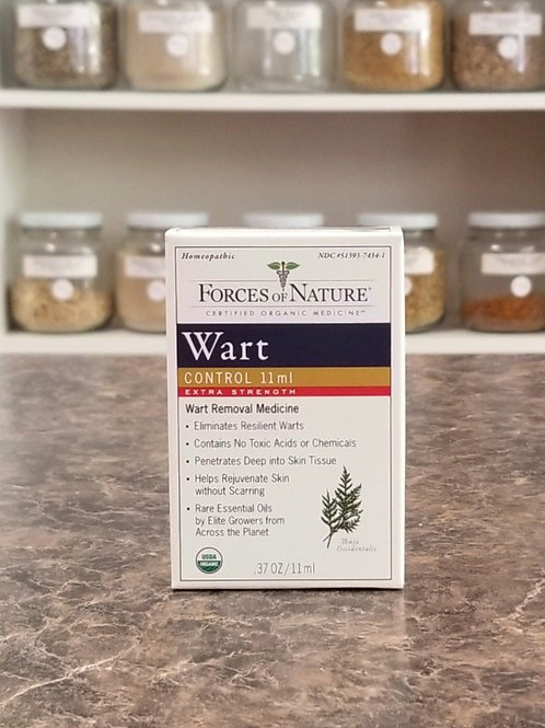 Force of Nature- Wart Control