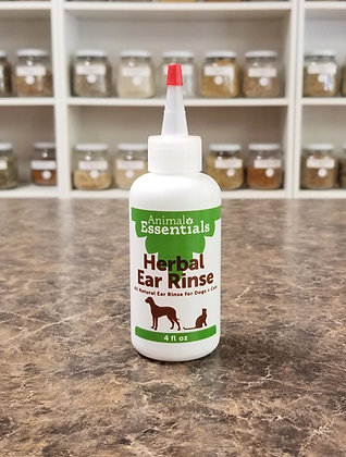 Animal Essentials- Herbal Ear Rinse
