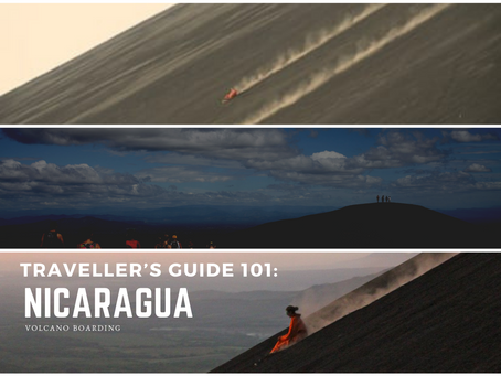 Traveller's Guide 101: Everything you need to know about Nicaragua  'Tierra de Lagos y Volcanes'