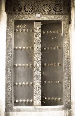 Door of Zanzibar