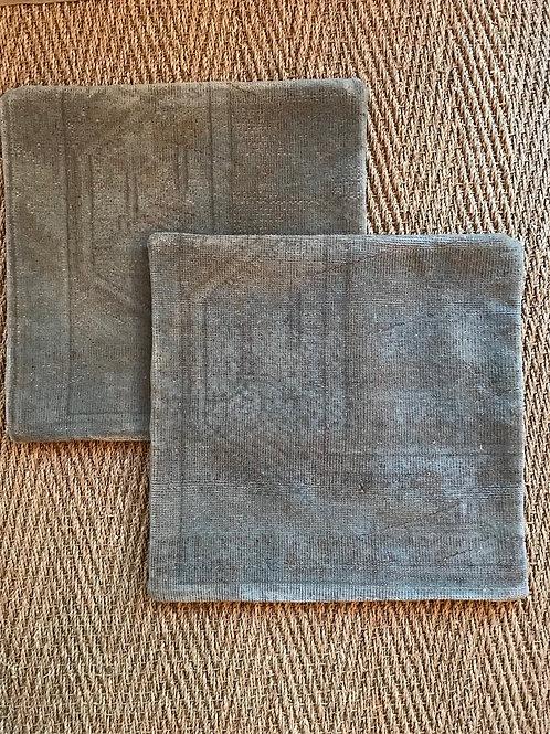 Vintage Oushak Pillow Cover - set of 2