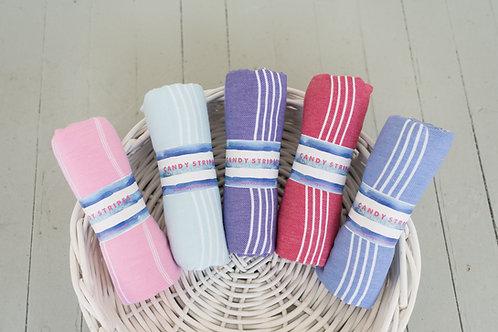 Candystripe Beach Towel