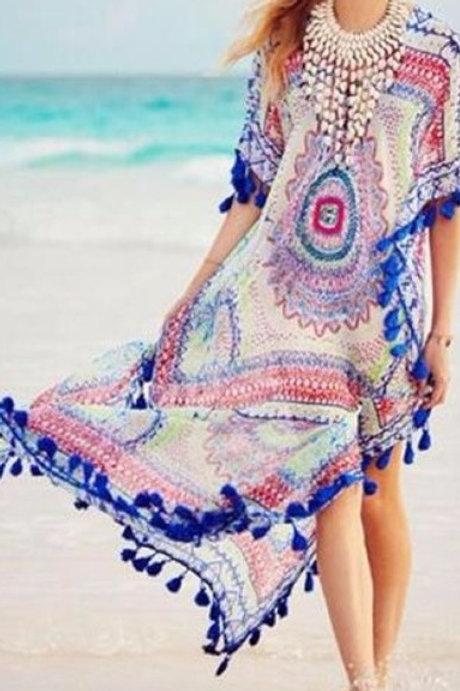 Beach Caftan