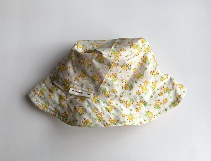 Ducklings Baby Bucket Hat