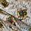 Thumbnail: Vintage Veggie Wrap-Skirt Mama & Mini Aprons