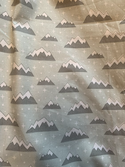 Mountains Dog Bandana