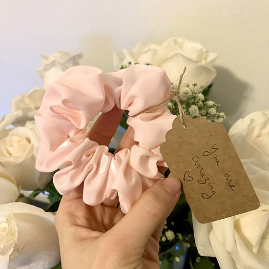 The Love Letter Scrunchie