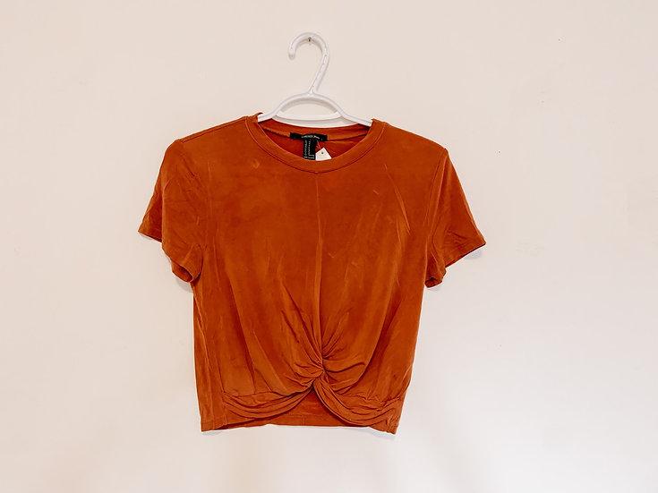 Rust Shirt - Women's Medium - Forever 21