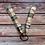 Thumbnail: The Lumberjack Scrunchie or Hair Ribbon