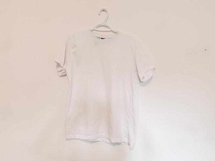 White T-Shirt - Women's Medium