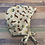Thumbnail: Seals & Fish Linen Baby Bonnet