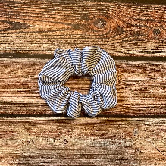 The Classic Striped Scrunchie