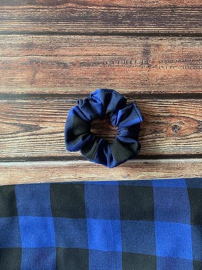The Blue Buffalo Scrunchie