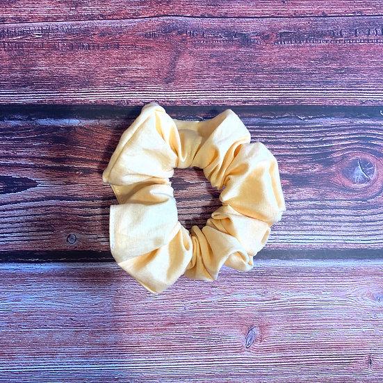 The Peaches & Cream Scrunchie