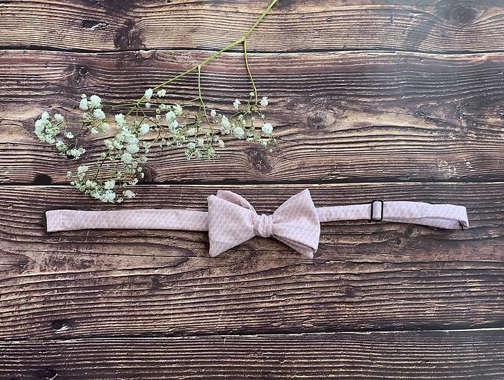 The Honeycomb Bow Tie