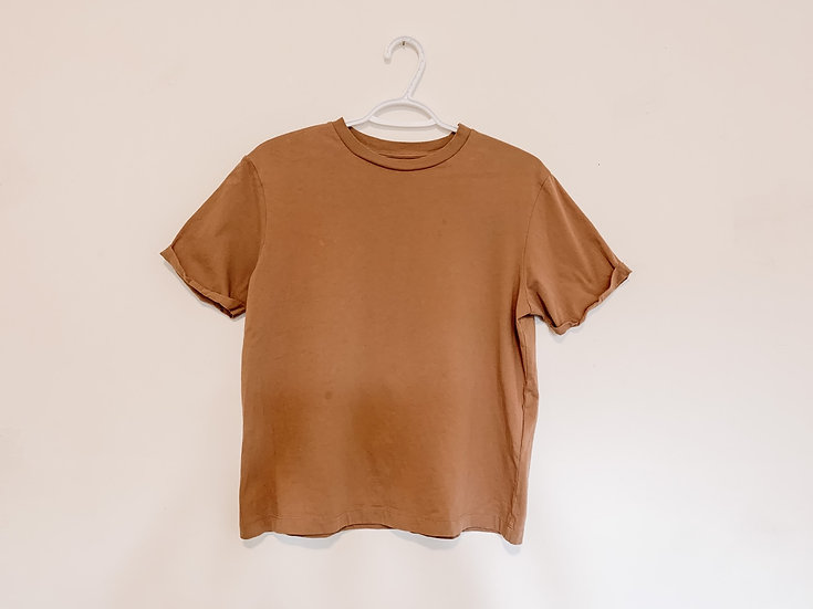 Camel T-Shirt - Men's XS - Oak + Fort