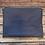 Thumbnail: Navy Dots Zippered Laptop Case
