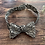 Thumbnail: The Forget-Me-Not Bow Tie