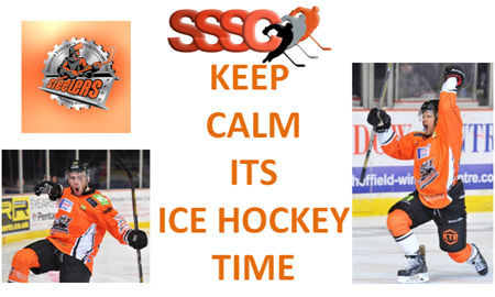 It's finally arrived and ITS TIME FOR ICE HOCKEY!!!!!!!!!!!!!