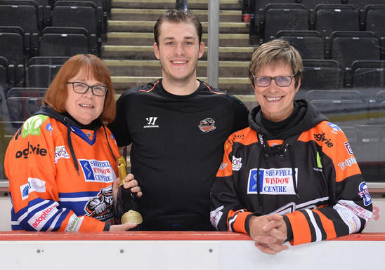 SSSC October Player of the Month Presentation