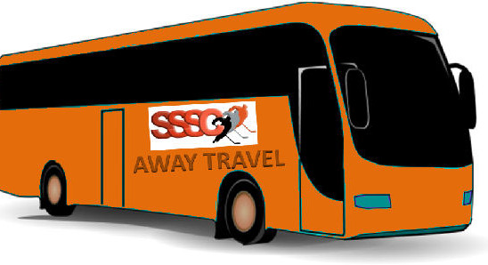 Away Travel on Sale 8th & 11th November