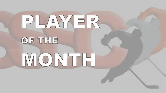 Player of the Month for October!!!