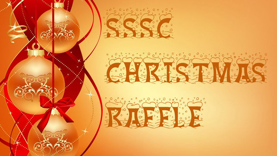 SSSC CHRISTMAS RAFFLE